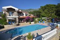 Villa in Turkey, Ovacik: Private Holiday Villa With Large Pool And Garden