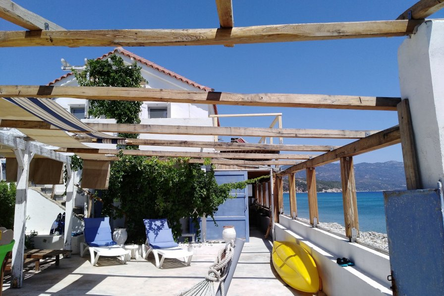House in Greece, Samos