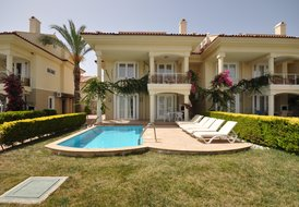 Spacious Furnished Villa For Rent In Çalış Beach