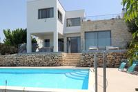 Villa in Cyprus, Latchi: The View Of The Villa From Outside