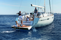 Boat in Turkey, Kas: bavaria 45 cruiser avalable to charter in Kas - Kekova coves.