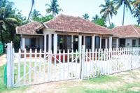 Villa in India, Alleppey: Sunset Beach Cottage