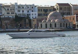 Aggelos Speedboat