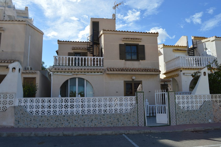 Town house in Spain, Cabo Cervera-Playa La Mata