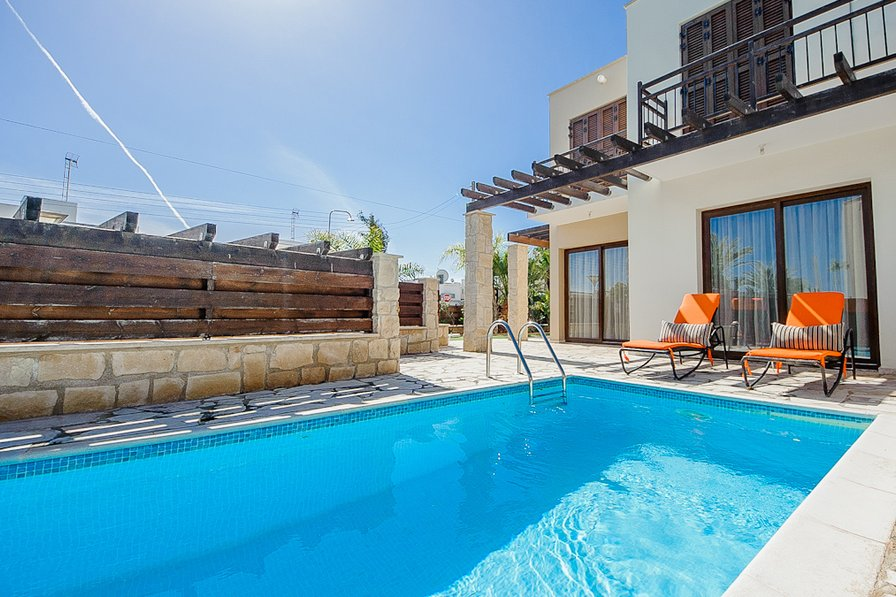 Villa To Rent In Protaras Cyprus With Private Pool 182294