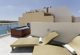 Penthouse Apartment in Sliema, Malta