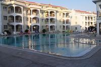 Duplex_apartment in Turkey, Didim: The Oasis Village complex