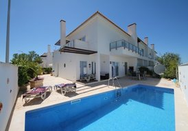 Western Algarve Portugal -  Casa Girassol - Villa in Burgau.