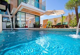 Pattaya | Villa Radiance - 3BED