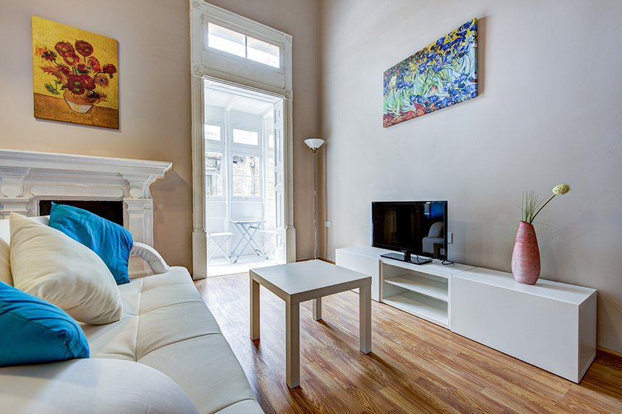Foremost Location Stylish Sliema 1-bedroom Apt