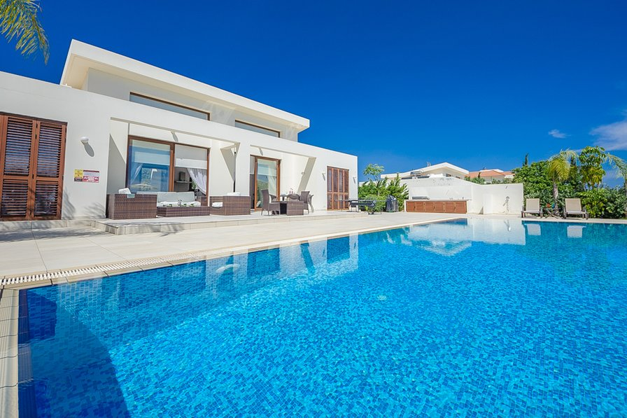 Bungalow in Cyprus, Protaras