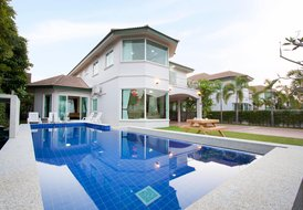 Pattaya | Wonder Villa B - 4BED