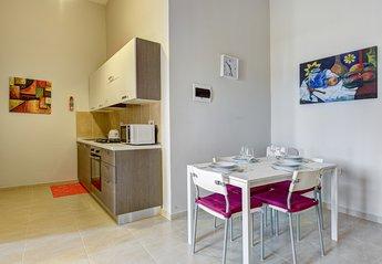 1 bedroom Apartment for rent in Sliema