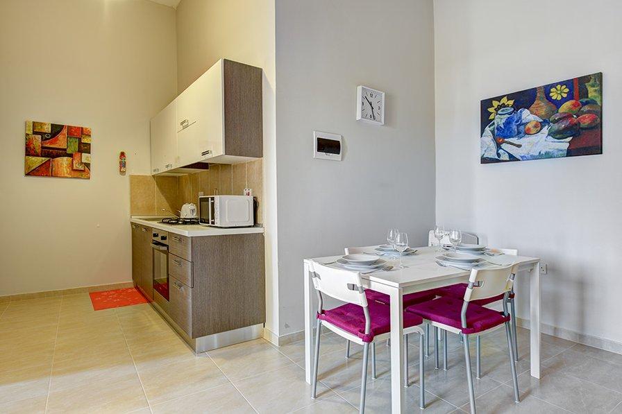 Mainstay Sliema 1-bedroom apartment