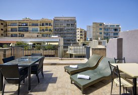 Stunning Views Sliema Penthouse