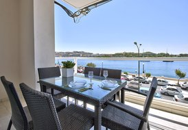 Astounding Views Tigne Seafront 4-bedroom Apartment