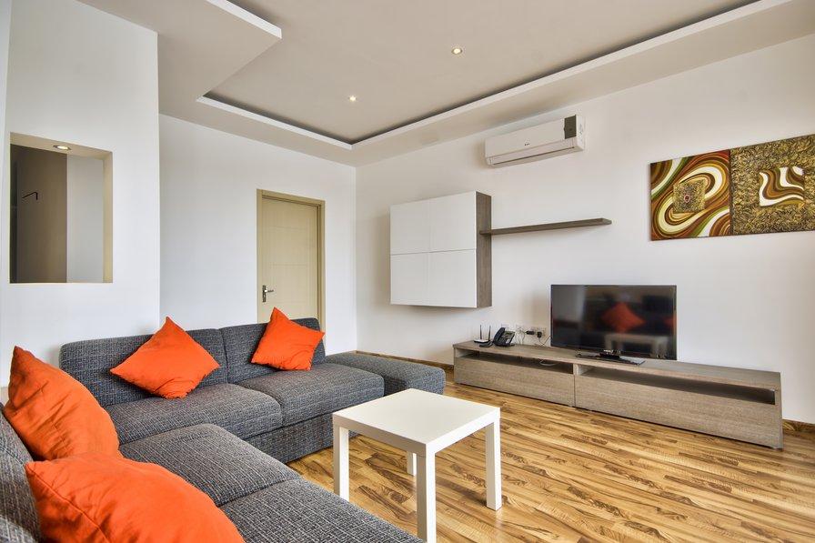 Astounding Views Tigne Seafront 4-bedroom Apartment