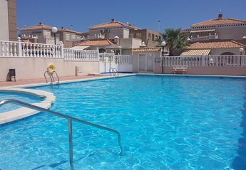 Apartment in Spain, Altos De La Bahia: The communal Pool