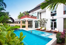 Pattaya | Jomtien Waree 4 - 4BED