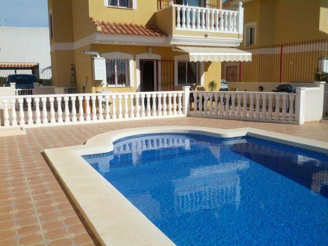 Villa in Spain, Puerto de Mazarron