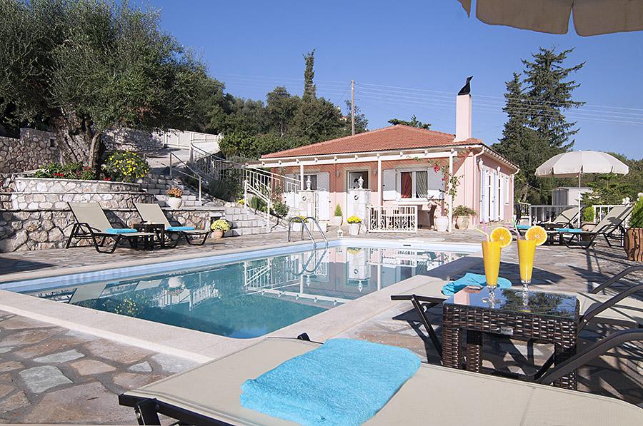 Villa in Greece, Agia Efimia
