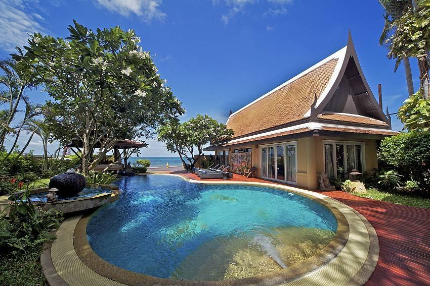 Owners abroad Villa Haven | 6 Bed Luxurious Beachfront Residence at Na Jomtien