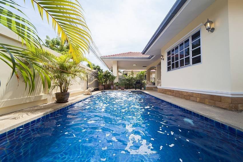 Owners abroad Baan Chokdee | 5 Bed Pool Villa near Jomtien Beach in South Patta