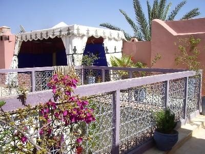 House in Morocco, Marrakech