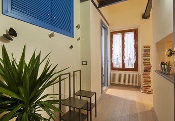 Apartment in Italy, Florence - City Centre: entrance