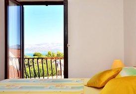 Sea view 2 bed apt - Gordana 2.Croatian Hospitality Collection
