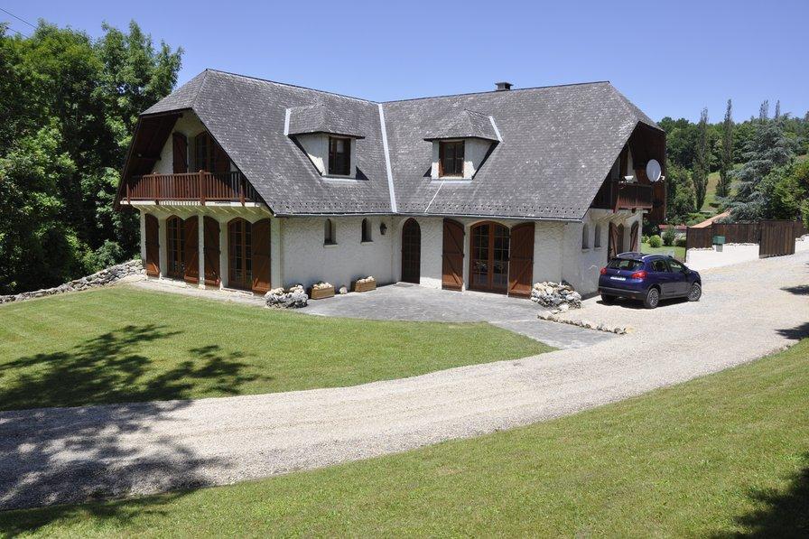 Villa in France, Pouzac