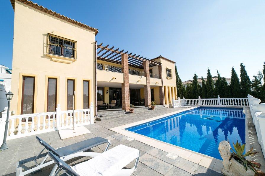 Villa in Spain, Las Farolas