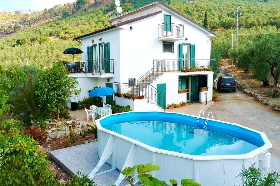 Apartment in Italy, Sperlonga