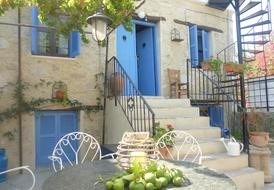 Romantic Stone Cottage 4 Poster/Pool Ozankoy (Kazaphani) Kyrenia