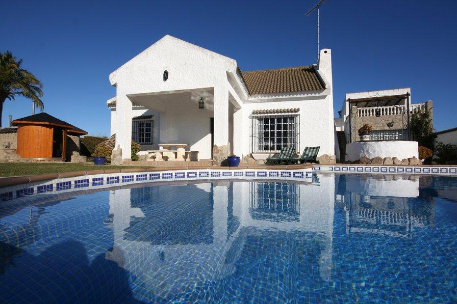 Villa in Spain, Zahora