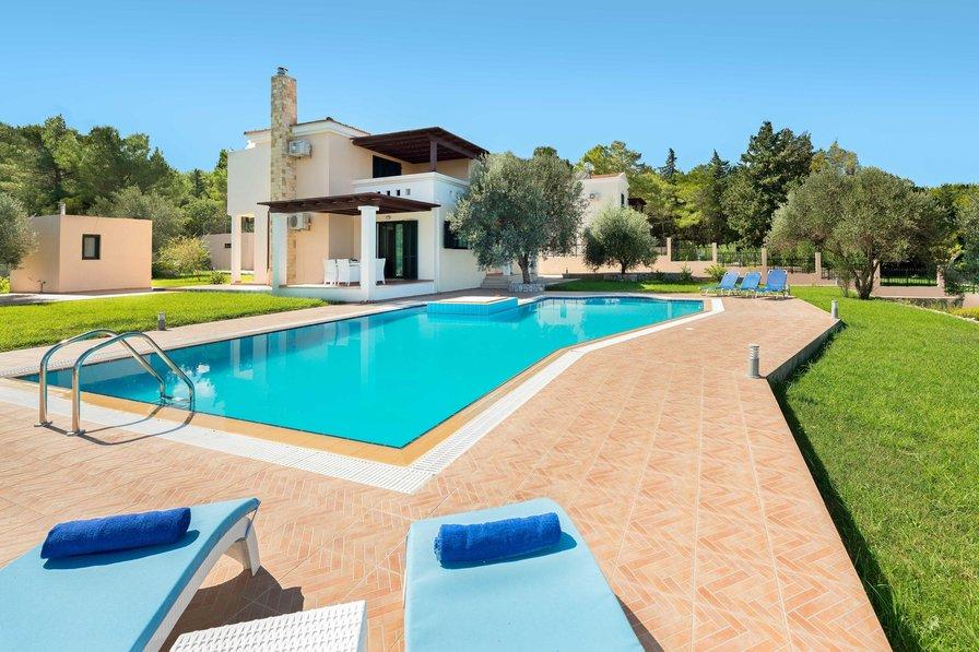 Villa in Greece, Kolymbia