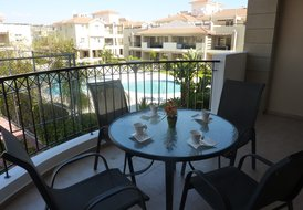 One Bedroom Apartment in Pyla Gardens, Larnaca, Cyprus (E107)