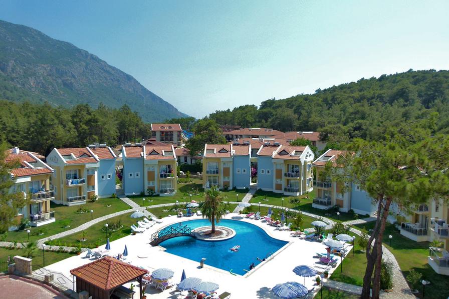 Apartment in Turkey, Hisaronu