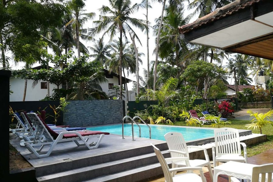 JayaVilla - 4AC BR Holiday Villa with Pool