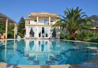 7 bedroom Villa for rent in Dalyan