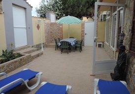 Beach side 3 Bed Villa La Zenia only 4 mins walk  to Beach!!!!!