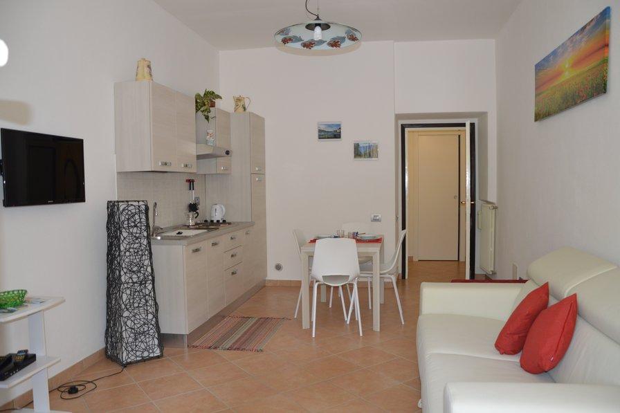 Studio apartment in Italy, Bellagio