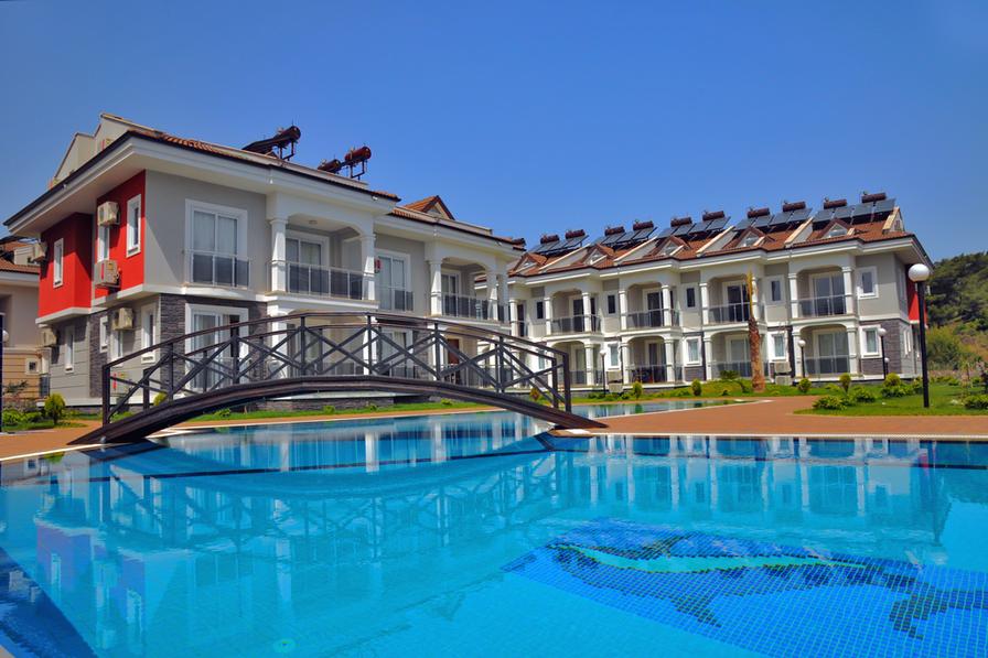 Apartment in Turkey, Calis Beach