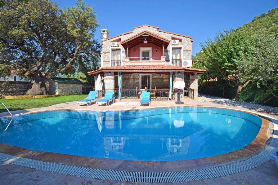 Villa in Turkey, Ölüdeniz: Ölüdeniz, Hisarönü özel havuzlu tatil evi