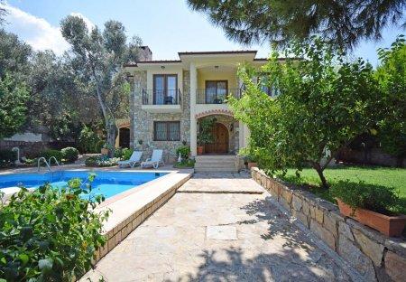 Villa in Ölüdeniz, Turkey: Villa Ottoman, Oludeniz'de 4 yatak odali ozel havuzlu villa
