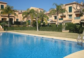 Lovely Holiday Apartment, heated pool, jacuzzi, 4 pers.