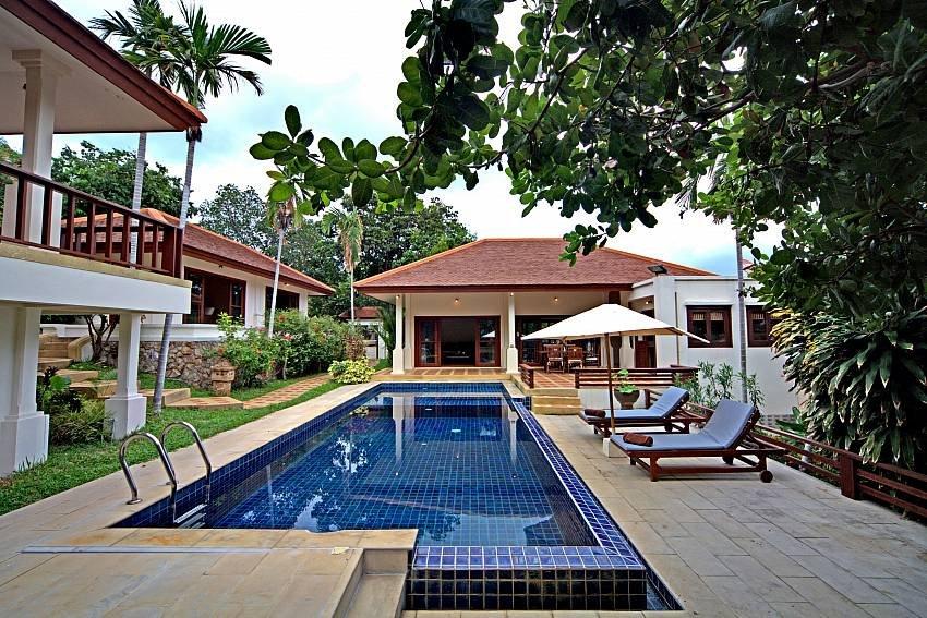 Villa in Thailand, Koh Samui