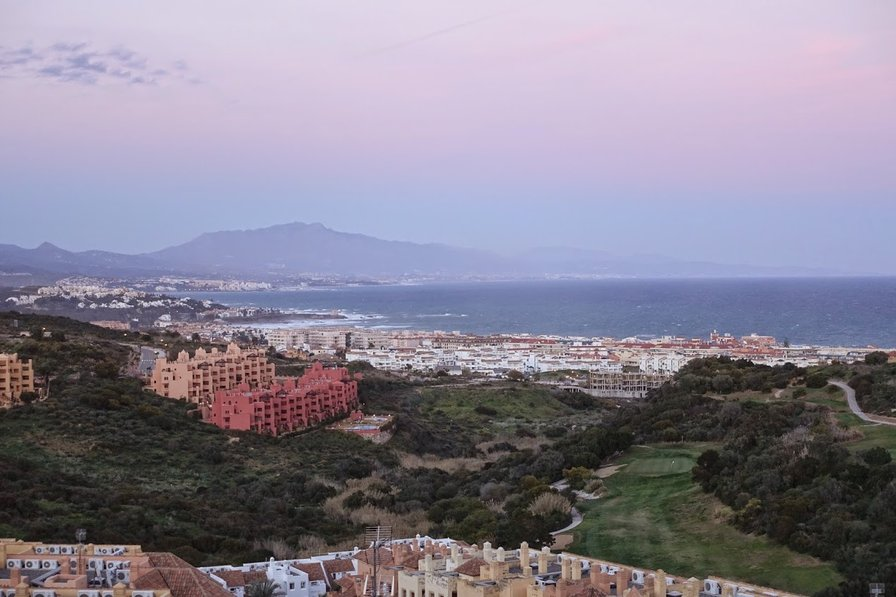 Penthouse apartment in Spain, La Duquesa Golf & Country Club