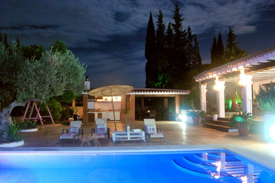 Villa To Rent In 193 Lora Spain With Private Pool 182815