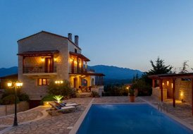 Villa in Apokoronas, Crete